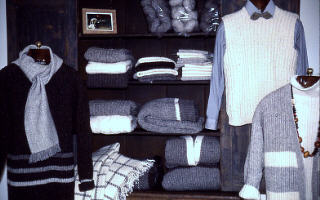 Wool garments